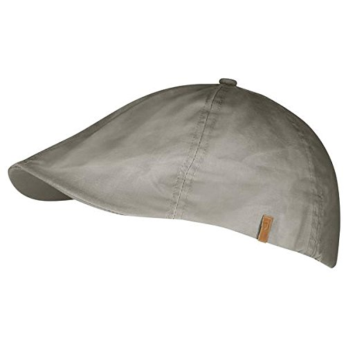 Fjällräven Övik Flat Cap, Fog, XL