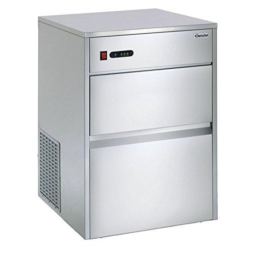 Bartscher C25 25 kg/jour Bac de 6 kg Refroidissement à air