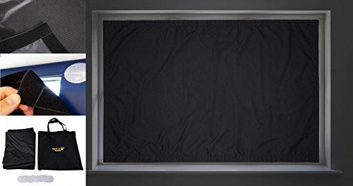 Blackout Buddy – Tragbare Verdunkelungsrollos / Vorhang für zu Hause und unterwegs