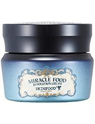 Skin Food–Crème Miracle Food Crème de jour Solution–Soulage les problèmes de peau avec Quinoa, carottes, Miel...