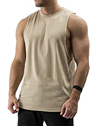 Sixlab Essentials Cut Off Tank Top Muskelshirt Gym Fitness