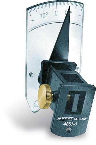 Hazet 4851-1 Scheibenwischer-Einstellgerät (Eine Co-wischerblätter)