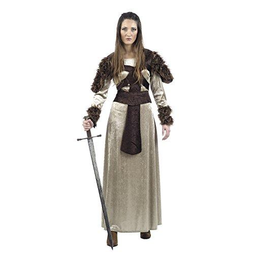 Limit Sport Kostüm Wikinger Freya Gr. M (MA407) (Damen Kostüm Wikinger)