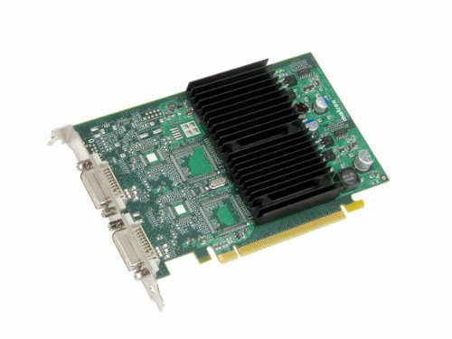 128 Mb Ddr2-pcie-grafikkarte (Matrox P690 Passiv Grafikkarte (PCI-e, 128MB DDR2 Speicher, Dual  DVI & VGA, 1 GPU))