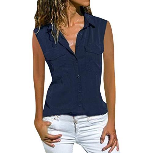 Bobopai Womens Sexy V-Neck Chiffon Blouse Cuffed Sleeve Solid Zip Casual Shirts Tops -