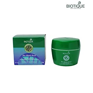 Biotique Bio Musk Root Fresh Growth Nourishing Treatment, 230g And Biotique Bio Papaya Revitalizing Tan Removal Scrub…