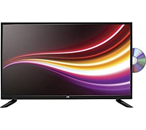 """JVC LT-32C365 32"""" LED TV with Built-in DVD Player, Freeview, USB, 3 x HDMI"""