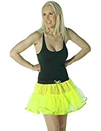 Crazy Chick 4 Layer Women Tutu Skirts Ballet Dance PartyFancy Dress