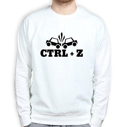 CTRL + Z Geek Nerd Undo Keyboard Pullover