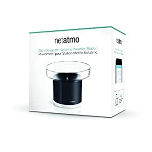 Netatmo Regenmesser für Netatmo Wetterstation