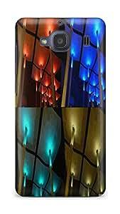 PCM High Quality Printed 3D Designer Polycarbonate Hard Back Cover for Xiaomi Redmi 2S :: Xiaomi Redmi 2 Prime - Matte Finish - Color Warranty - 0583