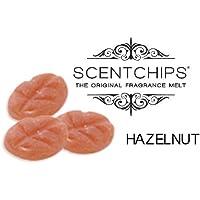 SCENTCHIPS Duftwachs Aroma Wachs Blätter 3 Stück ~ HAZELNUT ~ preisvergleich bei billige-tabletten.eu