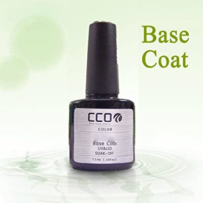 CCO Nail Gel Base Coat - UV Gel Soak off Gel