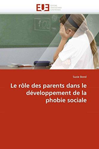 Le rôle des parents dans le développement de la ...