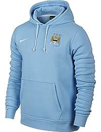 Nike MCFC Core Hoody - Sudadera Manchester City 2015 2016 para Hombre 42161d8bb48b