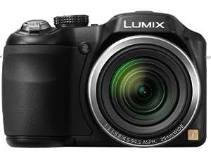 Panasonic Lumix DMC-LZ20E-K- Appareil photo Bridge 16,1 Mpix Zoom optique 21x Noir