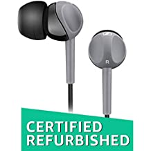 (Certified REFURBISHED) Sennheiser CX 180 Street II in-Ear Headphone (Grey)