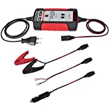 KFZ Motorrad Batterieladegerät Batterielader Batterie Ladegerät 12V 12 V Volt