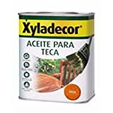 Xyladecor 5089086 - Aceite para teca TECA Xyladecor