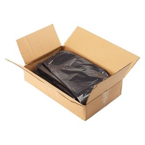 Jantex CD509sacchetti biodegradabili, nero (confezione da 200)