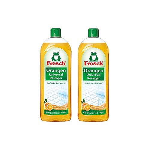 2x Frosch Orangen Universal Reiniger 750 ml
