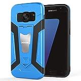 HOOMIL Armor Antichoc Coque pour Samsung Galaxy S7, Silicone Etui Housse pour Samsung...
