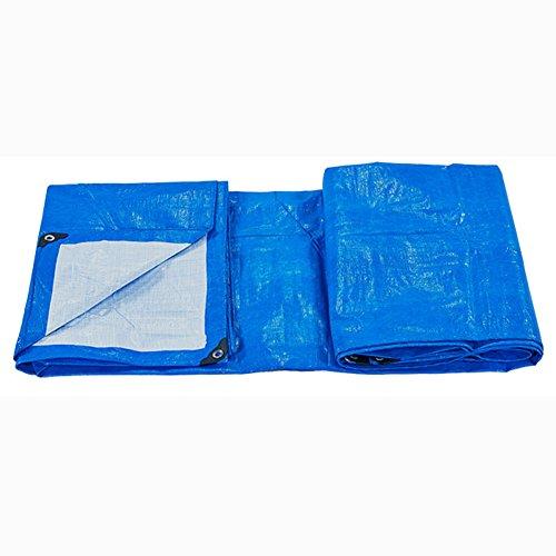 Bâche Rembourrée Imperméable en Plastique Toile De Protection Solaire De Protection Solaire 470g / M2 (Taille : 4x6m)