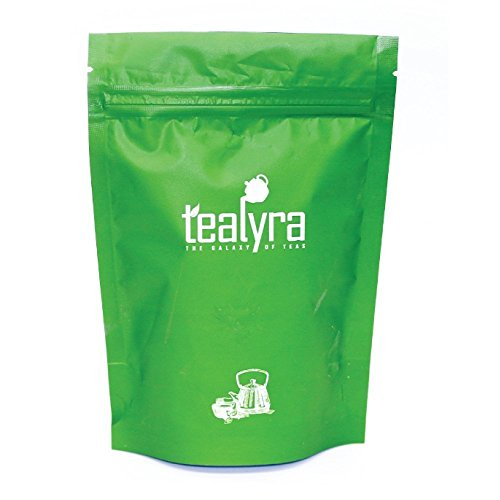 Teayra - Keemun Mao Feng - Premium Chinese Black Loose Leaf Tea - Perfect English Breakfast Tea - Energy Boost - Caffeine Bold - Organically Grown - 220g (8-ounce)