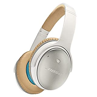 Bose QuietComfort 25 Acoustic Noise Cancelling Kopfhörer (Geeignet für Samsung- und Android-Geräte) weiß (B00VW7U8SY) | Amazon price tracker / tracking, Amazon price history charts, Amazon price watches, Amazon price drop alerts