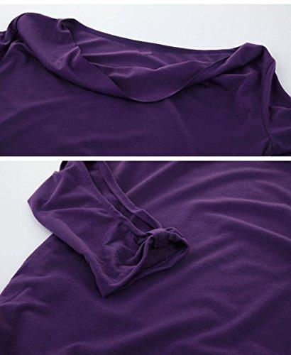 LemonGirl Camicia - Donna Purple