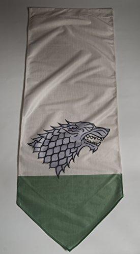 Frikigames Bandera Stark Juego de Tronos