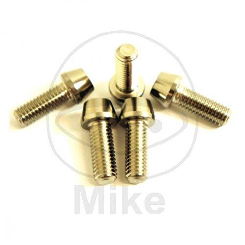 JMP Zylinderschraube konisch Satz M8X1.25 25mm Edelstahl A4 5053573481641