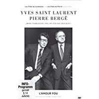 Yves Saint Laurent - L' Amour fou