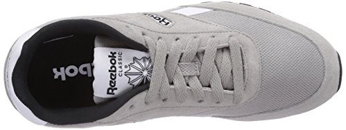 Reebok  Gl 1200, Sneakers basses mixte adulte Gris - Grau (Mgh Solid Grey/Black/White/Dhg Solid Grey)