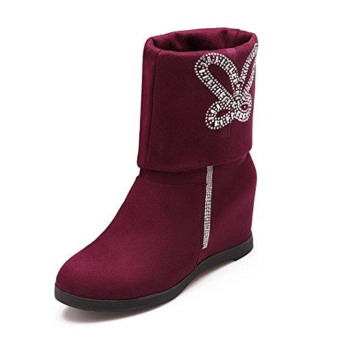 1TO9 - Stivali chelsea donna Purple