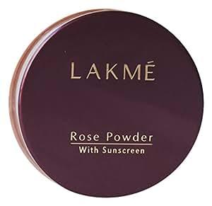 Lakme Rose Face Powder, Soft Pink, 40 g