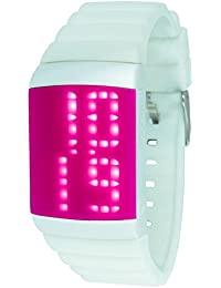 Madison New York analog Candy Club Pink dial Unisex watch - U4614-05