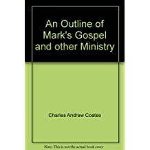 outline of marks gospel