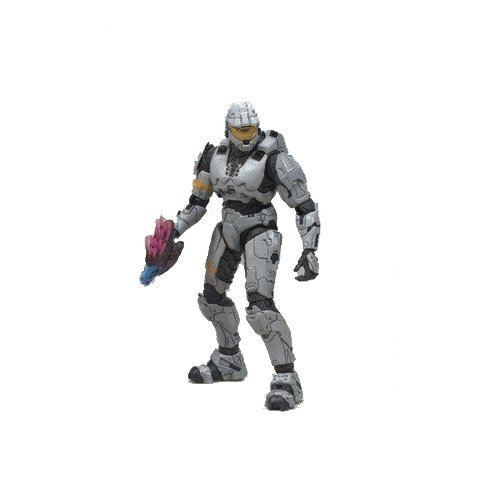 (Mc Farlane - Figurine Halo 3 Serie 3 Master Chief Silver 15cm - 0787926183160)