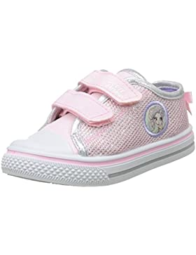 Disney Girls Kids Low Sneakers, Zapatillas para Niñas