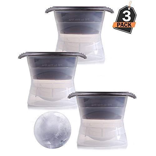 Wilton 1123 - Juego de 3 esferas de Silicona 6