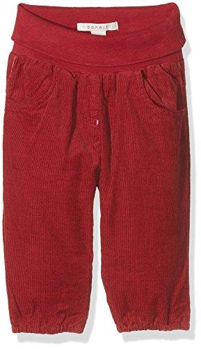 Esprit Kids Baby-Mädchen Hose, Rot (Dark Red 610), One size (Herstellergröße: 86)