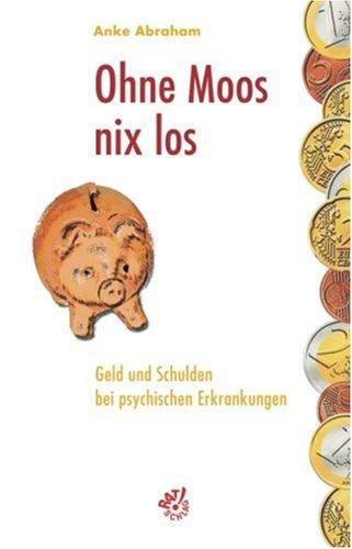 Cover »Ohne Moos nix los«