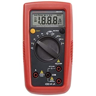 - Beha Amprobe Digital Multimeter TRMS am-500-eur
