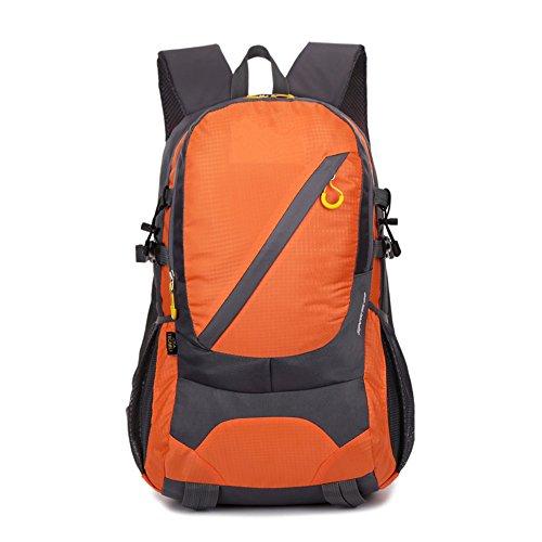 LWJgsa Mini - Tasche Sommer - Und Sommer - Outdoor - Reise - Rucksack 30L Sporttasche Orange