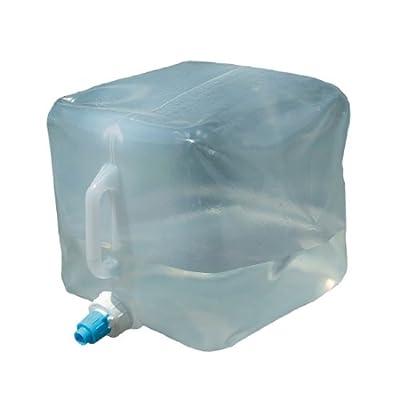 High Peak Wassertank faltbar 15L, transparent, 25 x 25 x 12 cm, 41460