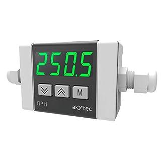akYtec ITP11-G-W Prozessanzeige 4-20 mA, Grün