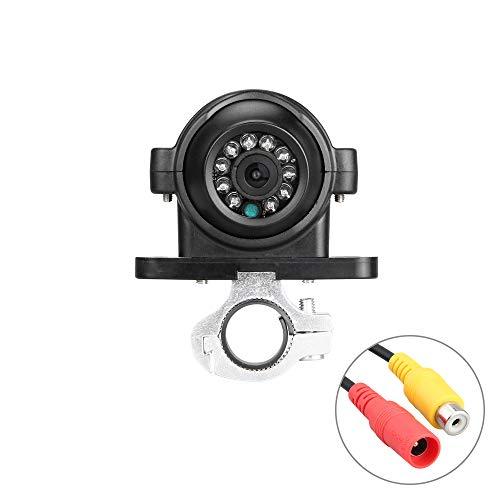 SKKMALL Neue Seitenkamera, analoge Kamera 1/3 Sony CCD-Farbe-IR-Nachtsicht-Wasserdichte Rückfahrkamera für Rv, Bus, Anhänger, Mähdrescher, große landwirtschaftliche Maschine Sony-ccd-kamera