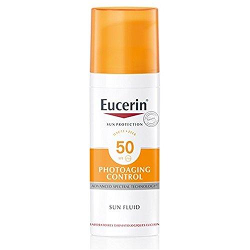 Eucerin Sun Fluid Photoaging Control Gesicht LSF 50, 50 ml
