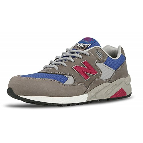 New Balance - RevLite 580 - Steel Grey - Sneakers Men - 44 (Nylon Mens Sneakers)